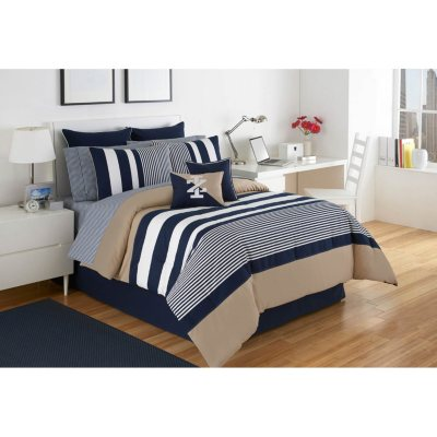 IZOD Classic Stripe Comforter Set (Assorted Sizes)