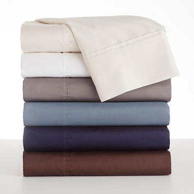 Martex Java 300-Thread-Count Solid Sheet Set