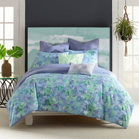 Amy Sia Sea of Glass Reversible Duvet Cover (Assorted Sizes)