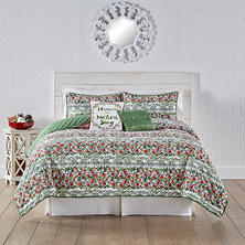 Kathy Davis Garlands of Grandeur Quilt Set (Assorted Sizes)