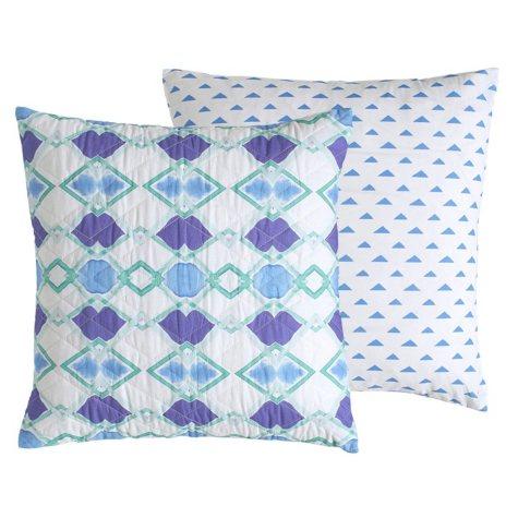 Amy Sia Pastel Diamond Decorative Pillow
