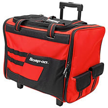 "18"" Rolling Tool Bag with Telescoping Handle"