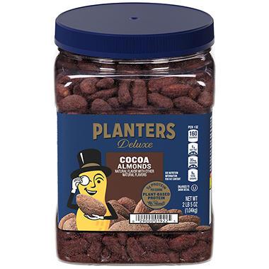 Planters Cocoa Almonds 37 Oz Sam S Club