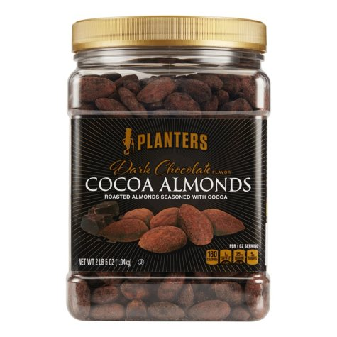 Planters Cocoa Almonds (37 oz.)