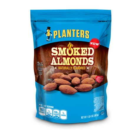 Planter's Smoked Almonds (1 lb., 4 oz.)