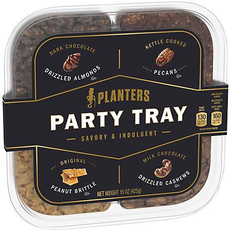 Planters Party Tray (15 oz.)