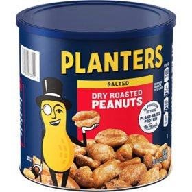 Planters Dry Roasted Peanuts (52 oz.)