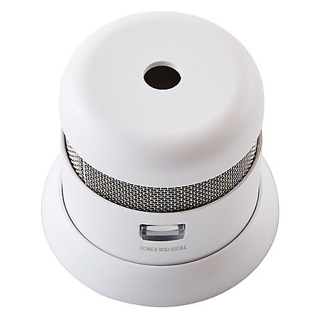 First Alert Battery-Operated Micro Photoelectric Micro Smoke Alarm