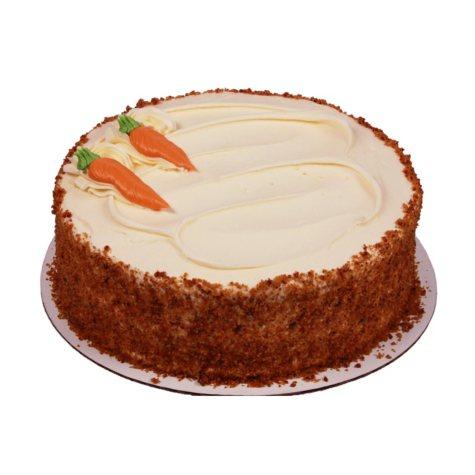"""Member's Mark 10"""" Carrot Cake"""