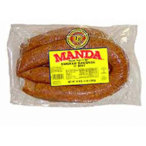 Manda Smoked Sausage (4 lb.)