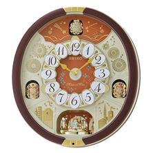 Seiko Melodies in Motion Clock