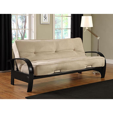 black home dp futon futons kitchen products amazon dorel kebo dining com