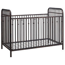 Little Seeds Monarch Hill Ivy Metal Crib (Choose Your Color)