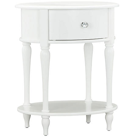Little Seeds Rowan Valley Laren Oval Nightstand (Choose Your Color)