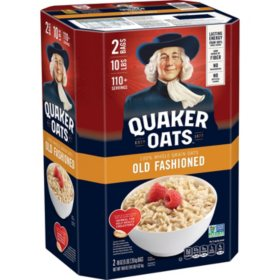 Quaker Old Fashioned Oats (5 lb., 2 ct.)