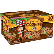 Keebler M&M Cookies (1.6 oz., 30 ct.)