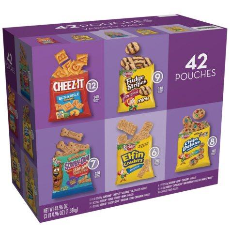 Keebler Variety Pack (42 ct.)
