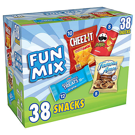 Kellogg's Fun Mix (38 ct.)