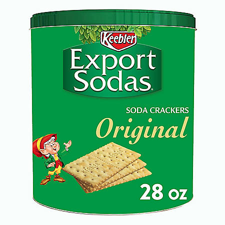 Keebler Export Soda Crackers (28 oz.)