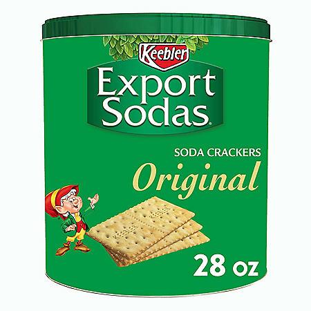 Keebler Export Soda Crackers (28 oz.)