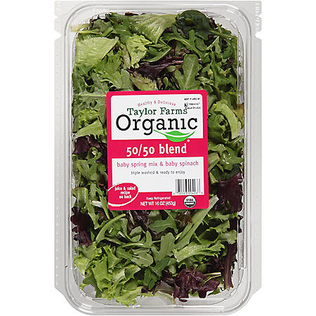 Organic 50/50 Blend (16 oz.)