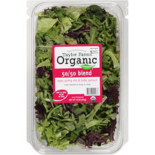Taylor Farms Organic 50/50 Blend (16 oz.)
