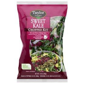 Taylor Farms Sweet Kale Chopped Salad (10.78 oz.)