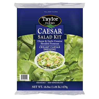Classic Caesar Salad Kit (16.9 oz.)