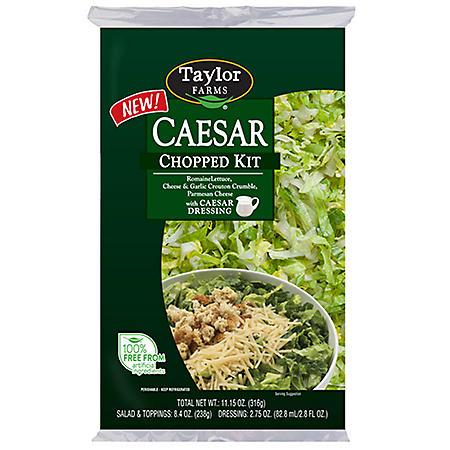 Taylor Farms Chopped Caesar Salad (11.15 oz.)