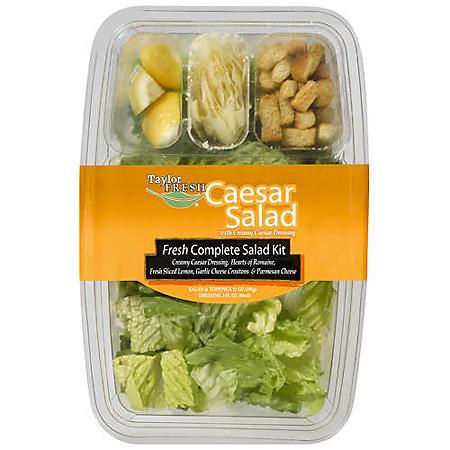 Taylor Fresh® Caesar Salad Kit - 24oz