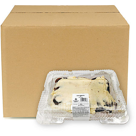 Deluxe Cinnamon Roll, Bulk Wholesale Case (48 ct.)