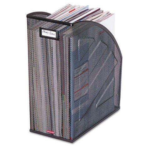 Rolodex™ Nestable Wire Mesh Jumbo Magazine File