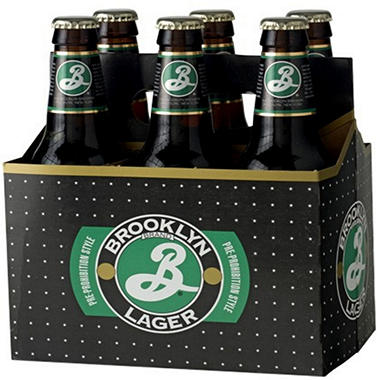 Brooklyn Lager - 12 oz. - 6 pk.