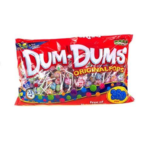 Spangler Dum Dum Pops (360 pops)