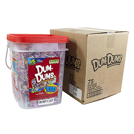 Dum Dums Original Lollipops (172 oz., 1000 ct.)