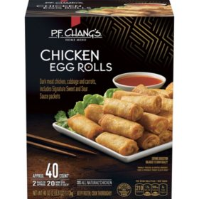 PF Chang's Mini Chicken Egg Rolls (40 ct.)