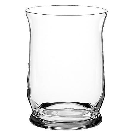 "6"" Hurricane Vase, Crystal (4 ct.)"