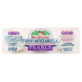 BelGioioso Fresh Mozzarella Cheese Pearls (8 oz., 3 pk.)