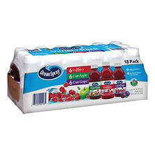Ocean Spray® Juice Beverage Variety Pack - 18/10 oz.