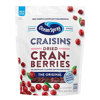 Ocean Spray? Craisins? - 48 oz. bag