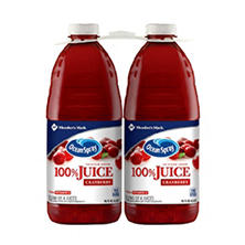 Member's Mark 100% Cranberry Juice by Ocean Spray (96 fl. oz., 2 pk.)