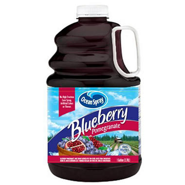 Ocean Spray Blue Berry Pomegranite