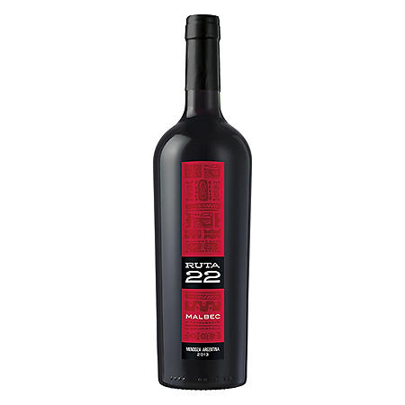 Ruta 22 Malbec (750 ml)