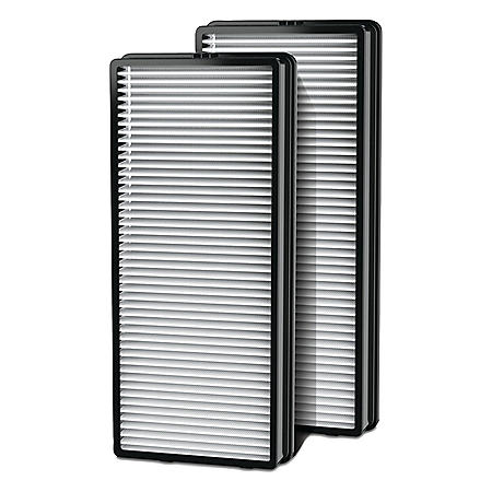 HoMedics TotalClean True HEPA Air Purifier Replacement Filter (2 pk.)