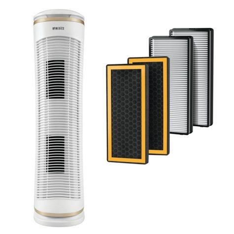 HoMedics TotalClean PetPlus Air Purifier with Bonus Filters