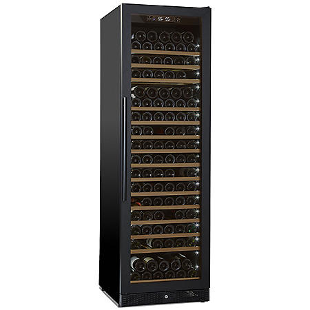 Wine Enthusiast Classic L 177-Bottle Wine Cooler Cellar