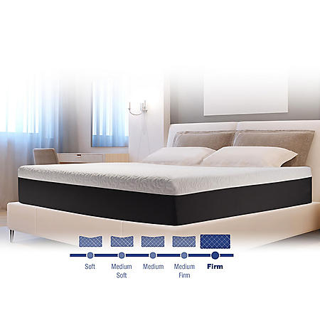 """Isotonic 12"""" Firm Support Performance Twin Mattress"""