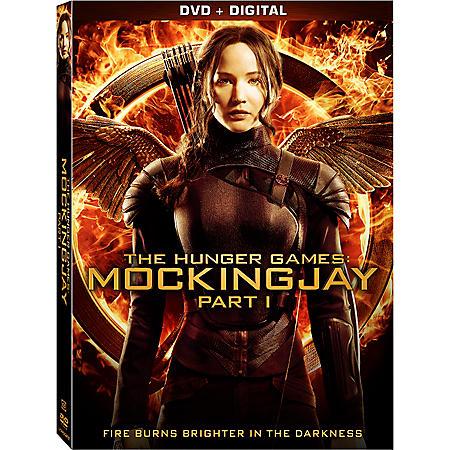 Hunger Games: Mocking Jay Part 1 [DVD]