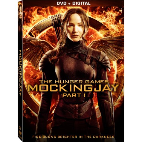 Hunger Games: Mocking Jay Part 1 [DVD]