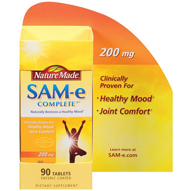 Nature Made® SAM-e Complete®